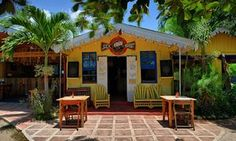 I'm alright Jack …  the new Jack Sprat Shack hostel is named after this beachside restaurant, which is next door