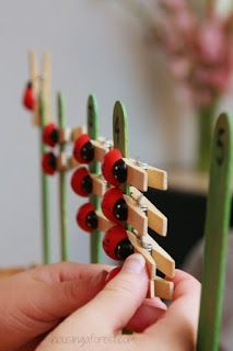 Ladybug Number Game – Housing a Forest Number Games Preschool, Toddler Learning Activities, Math Games, Preschool Crafts, Activities For Kids, Crafts For Kids, Lesson Plans For Toddlers, Math Skills, Teaching Math