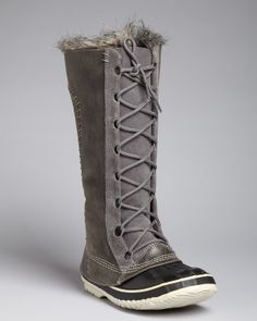 Sorel Tall Cold Weather Lace Up Boots - Cate the Great   Bloomingdale's