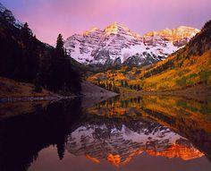 Maroon Bells are calling, Aspen, CO