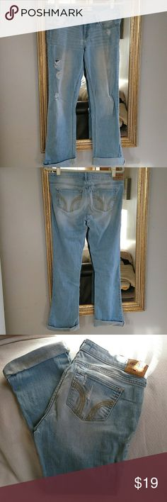 Hollister-jeans Gently used in great condition Hollister Jeans Boyfriend