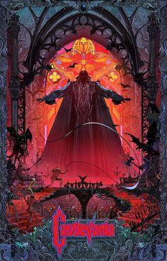 Castlevania - Kilian Eng - Debut Art