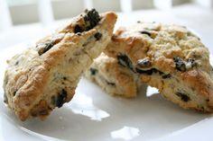 Cookies 'n Cream Scones