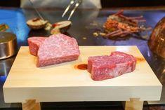 Bifteck Kawamura (Tokyo) Best Places To Eat, Steak, Tokyo, Beef, Good Things, Japan, Food, Meat, Tokyo Japan