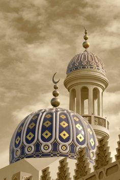 Mosque in Shatti al-Qurum, Oman From the collection: IslamicArtDB» Shatti al-Qurum, Oman (1 item)