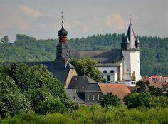 Klosterkirche und St.Gallus, Rockenberg
