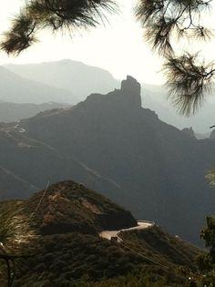 Canary Island, Tejeda Gran Canaria