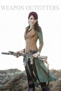 Susan Coffey, for Weapon Outfitters (2015)  Please consider picking up a limited edition print to support our ongoing creative ventures: your support allows us to go for high production projects like his one, as well as help with equipment.  Had a few errors and failures on the 5D3 a few times for the first leg of the trip:  second leg coming up, eek!  http://www.weaponoutfitters.com/wo-fundraiser.html