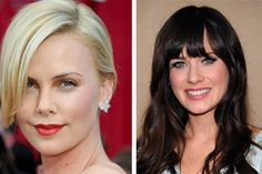 Celebrity Hairstyles: Best Bangs for Your Face Shape