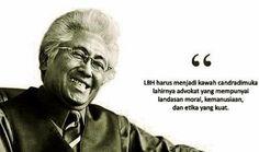 LBH Jakarta Salah Satu Warisan Krusial Adnan Buyung Adnan Buyung Nasution meninggalkan warisan krusial dalam sejarah hukum Indonesia dengan mendirikan Lembaga Bantuan Hukum (LBH) Jakarta pada 28 Oktober 1970
