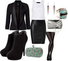 """Rocker Chic"" by alicia-anderson on Polyvore"