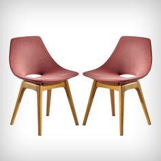 Paire de chaises (1954), Pierre Guariche