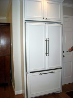 1000 Images About Refrigerator Built In On Pinterest