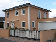 Fassadenfarbe mediterran  Fassadenfarbe Mediterran Braun | Haus Deko Ideen