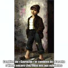 Nouveau texte publié sur le site littéraire Plume de PoèteLe Gavroche de Hadjout -Brahim BOUMEDIEN-