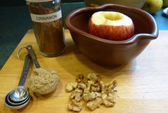Recipes for Baked Apples, How to Make a Baked Apple, Recipe | Gardener's Supply