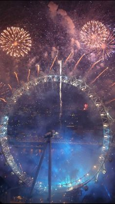 London Eye 2016