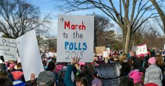Women's March events were held across the country on Saturday and Sunday, with a focus on voter mobilization. (Photo: Kyle/Flickr/cc)