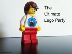The ultimate Lego Party Ideas