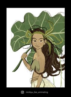 Minkyu Lee / Animation / — Moana Visual Development, Part 1. Here are some of...