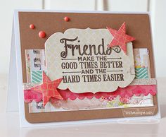 Patterned Paper : My Favorite Things Stamps Teasers Day #6