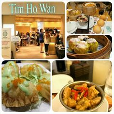 Food lover you must try tim ho wan resturant
