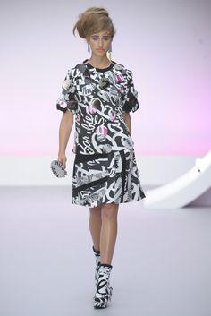 Louise Gray RTW Spring 2013