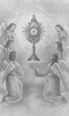 The Holy Mass - Explained. A beautiful explanation that helps to visualize what is going on during mass that we cannot see.