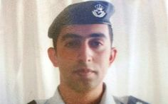 WARNING: Disturbing, horrific images of Jordan's pilot purportedly burning to death in cage