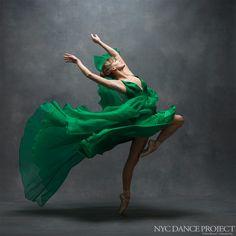 Keenan Kampa (photo by NYC Dance Project)