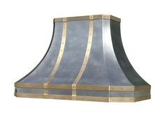 Vogler Metalwork & Design specializes in custom made range hoods. Our Mitered Sweep range hood design is simply elegant; a Traditional Sweep body shape with mitered sides makes this hood a good choice for most any kitchen. Crown Molding Mirror, Crown Molding Lights, Steel Patina, Copper Hood, Custom Range Hood, Stainless Steel Range Hood, Ventilation System, Range Hoods, Forged Steel