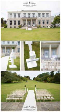 Orangery Wedding at De Vere Tortworth Court | Tortworth ...