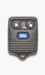 Keyless Entry Remote Fob Clicker for 2002 Mazda 626 With Do-It-Yourself Programming by Mazda. $48.53. Price INCLUDES programming instructions for training the vehicle to recognize the remote. This remote will only operate on vehicles already equipped with a keyless entry system.