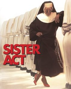 Whoopi is a singer forced to hide out from the mob in a convent.