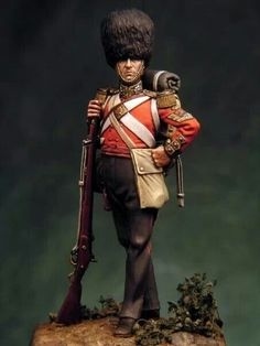 Some works of Bill Horan - Virtual Museum of Historical Miniatures British Army Uniform, British Uniforms, Military Figures, Military Art, Home Guard, Crimean War, Virtual Museum, Miniature Figurines, British Colonial