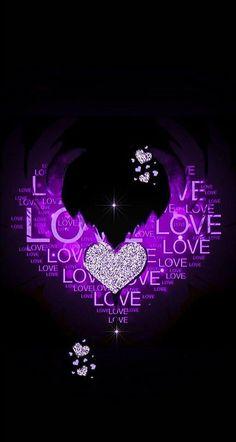 Wall paper preto e roxo 37 ideas Purple Art, Purple Love, All Things Purple, Shades Of Purple, Purple And Black, Pink Purple, Purple Stuff, Purple Butterfly, Bling Wallpaper