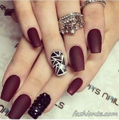 cool 70 Best Nail Art Design For New Year's 2016 | Fashion Te