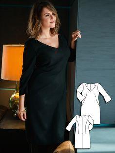 Dress Burda plus 11/15 133
