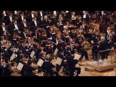 Bruckner - Symphony No. 6....Munich Philharmonic conducted by Sergiu Celibidache.