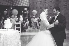 Ballroom dancing wedding
