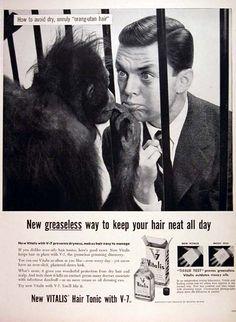 1955 Vitalis Hair Tonic #007708