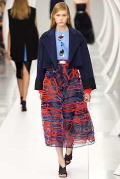 Roksanda Spring 2015 Ready-to-Wear - Collection - Gallery - Style.com