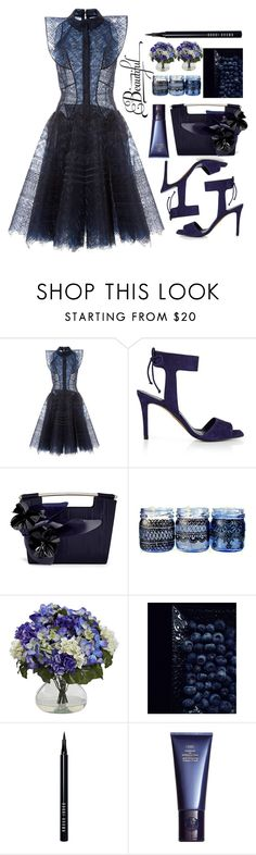 """""""11.11.16"""" by malenafashion27 ❤ liked on Polyvore featuring Monique Lhuillier, Whistles, Delpozo, Bobbi Brown Cosmetics and Space NK"""
