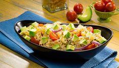 Mediterranean Avocado Pasta Salad | Avocados From Mexico