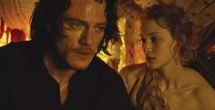Dracula and Mina in UNTOLD