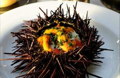 Anchor & Hope Warm Sea Urchin with Dungeness Crab - Financial District