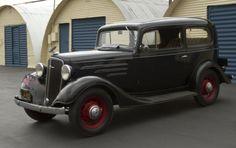 1935 Chevrolet two-door sedan