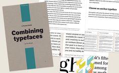 82 Best Font & Type images in 2019 | Design web, Design websites
