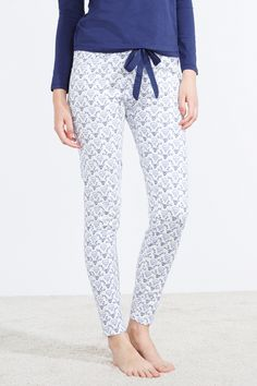 women'secret | Products | Printed long pants