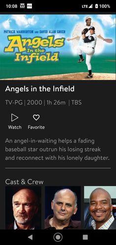 Baseball Movies, Baseball Star, David Alan Grier, Patrick Warburton, It Cast